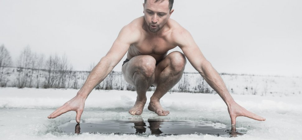 Here's What Happened When I Took Ice Water Baths Every Day