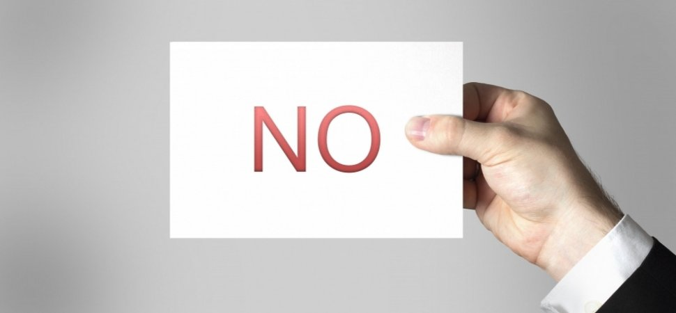 7 Tips for Saying No Effectively | Inc com