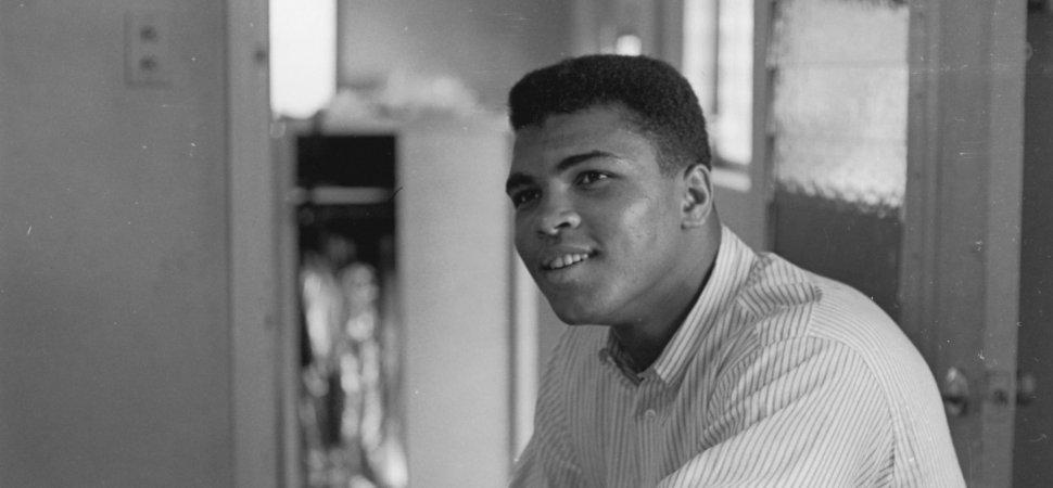 11 Super Inspiring Muhammad Ali Quotes | Inc.com