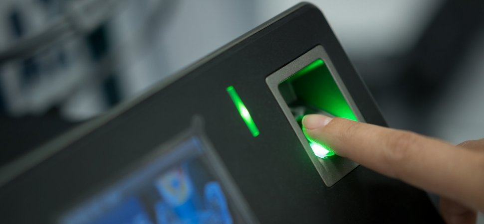 Clear Airport Security With Your Finger? It Could Happen