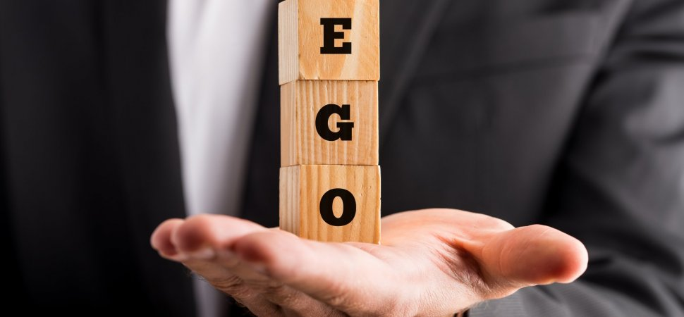 Pragmatic Leaders Avoid the Five Ego Traps
