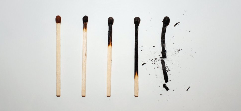 The Simple 2-Step Process to Recovering From Burnout