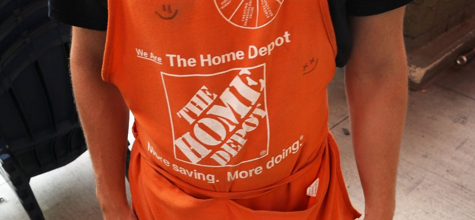 Here's What Happened When 4 Home Depot Employees Helped Catch a