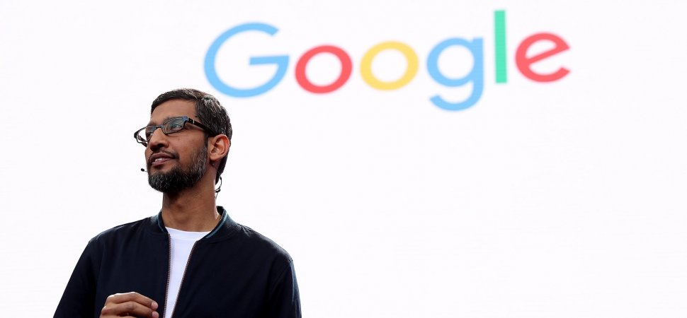 Google Unveiled a Massive Stimulus Program of Its Own, Including $340 Million for Small Businesses