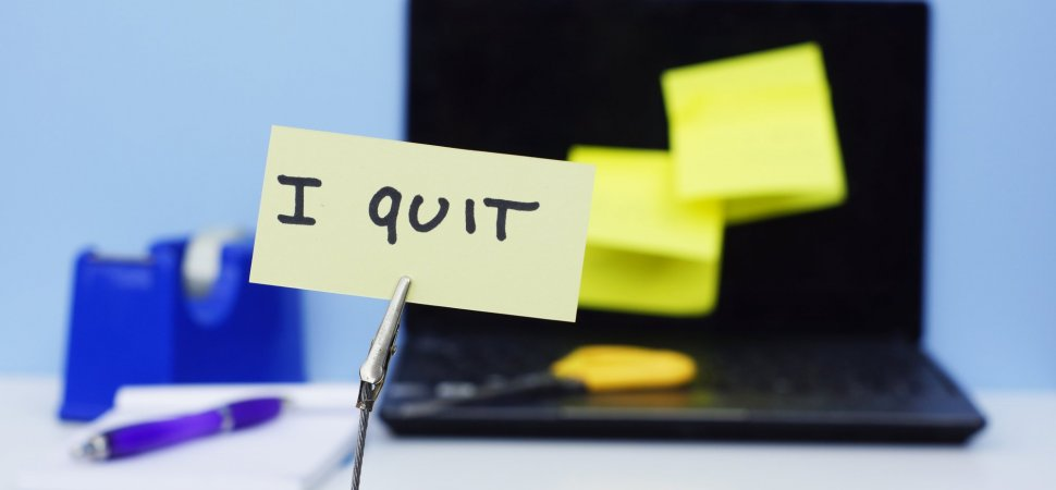 Watch Carefully How An Employee Quits It Says 1 Of 7 Things About