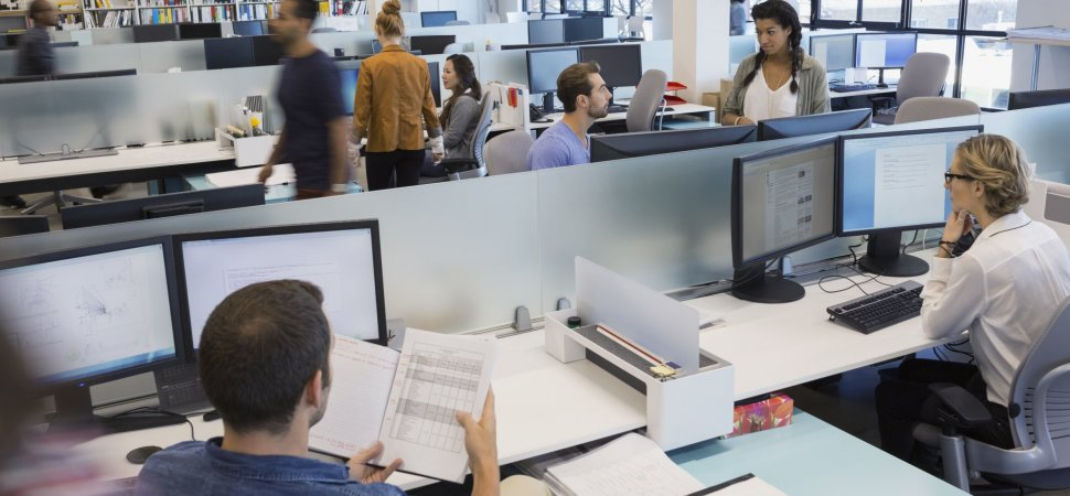 Office Work Is Making You Sick (Not for the Reason You Think) | Inc com