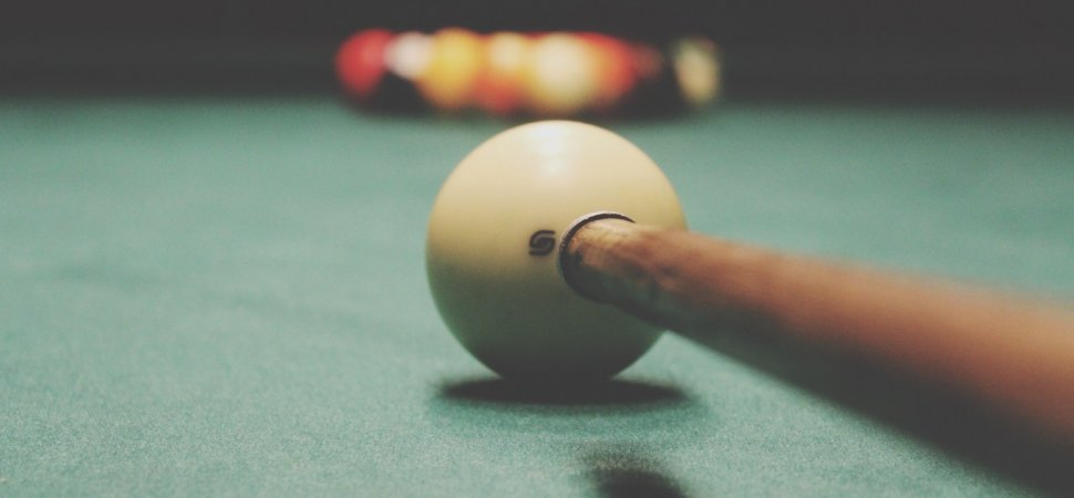 How To Set Up Pool Balls Quora >> The Secret To Avoiding Mental Distractions Inc Com