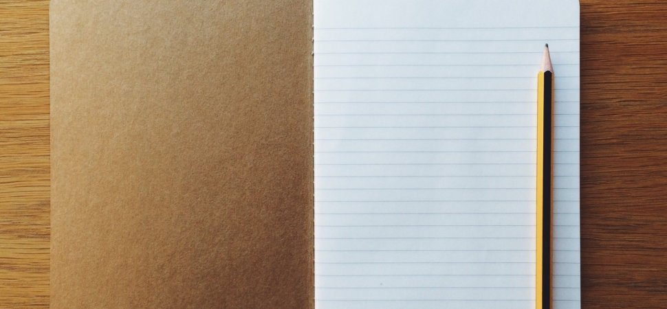 How A New Twist On An Old School Paper Notebook Can Help You