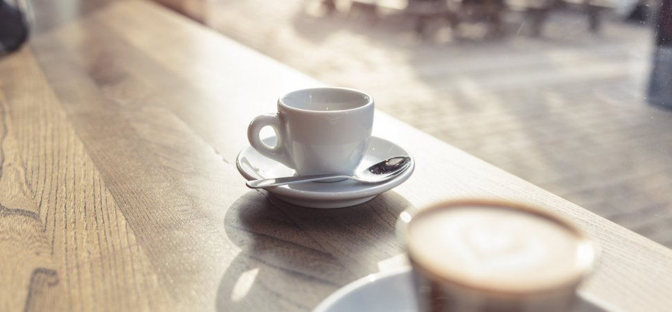 How Coffee Meetings Can Lead to Great Things image