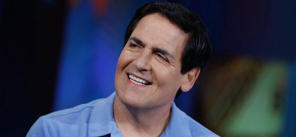 Mark Cuban Says There Is Only 1 Reason He Will Agree to a Business Meeting, and It's Pure Genius