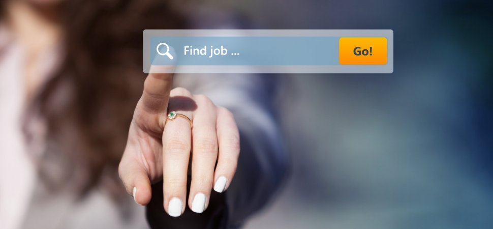 The Key to Getting Job Interviews? Don't Wait for the