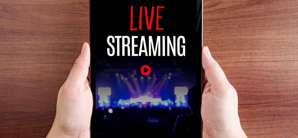 8 clever ways your business should be using live streaming right now 8 clever ways your business should be using live streaming right now inc stopboris Images