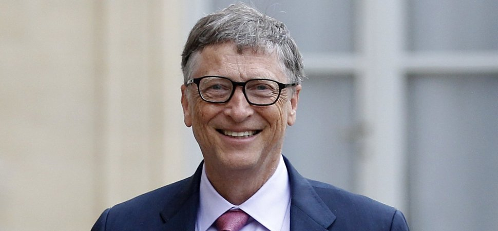 Bill Gates Accidentally Learned the Key to Public Speaking By Giving a Talk to Warren Buffett And Friends