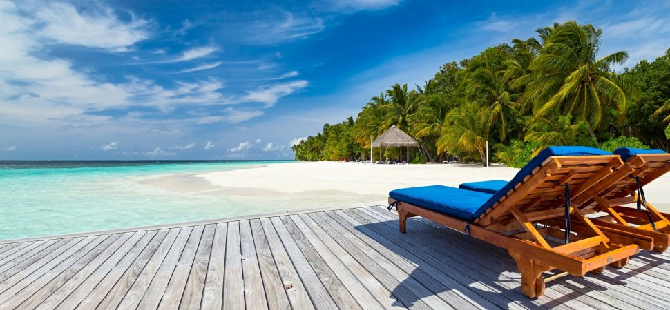 Vacation Secrets of Successful People image
