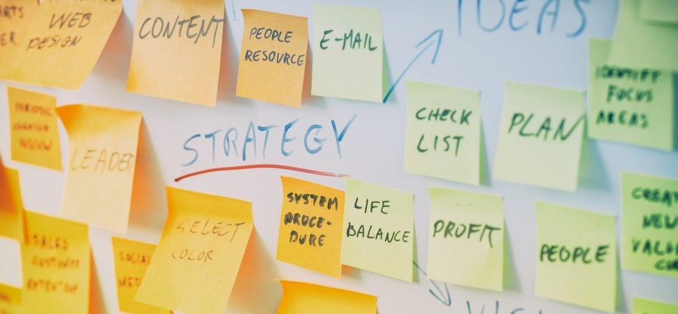 Planning Could be the Innovation Ingredient Your Company Needs image