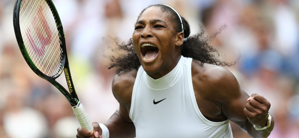 Serena Williams's Secret for Never Cracking Under Pressure Can Work for You, Too