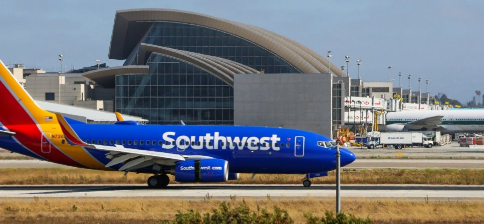 A Penger Sued Southwest Airlines for Exactly $74,999, and ... on special a plane, how much is 3 figures, how planes fly,