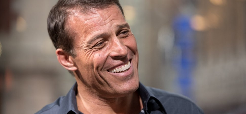Tony Robbins, Elizabeth Gilbert and Tim Ferriss Agree This 1 Word Hurts Us the Most