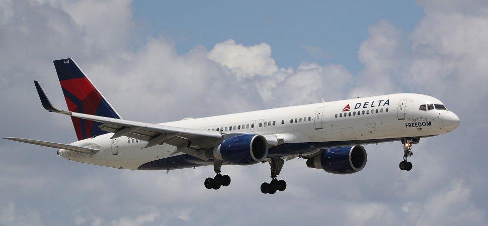 Delta Shocks Coach Passengers Starts Giving Them Something They