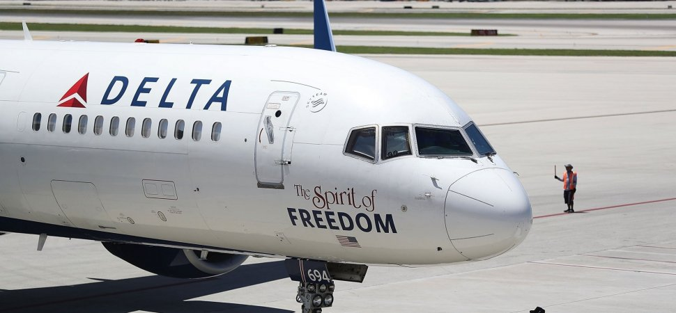 The Truly Hilarious Reason Delta Is Changing Its Boarding Process