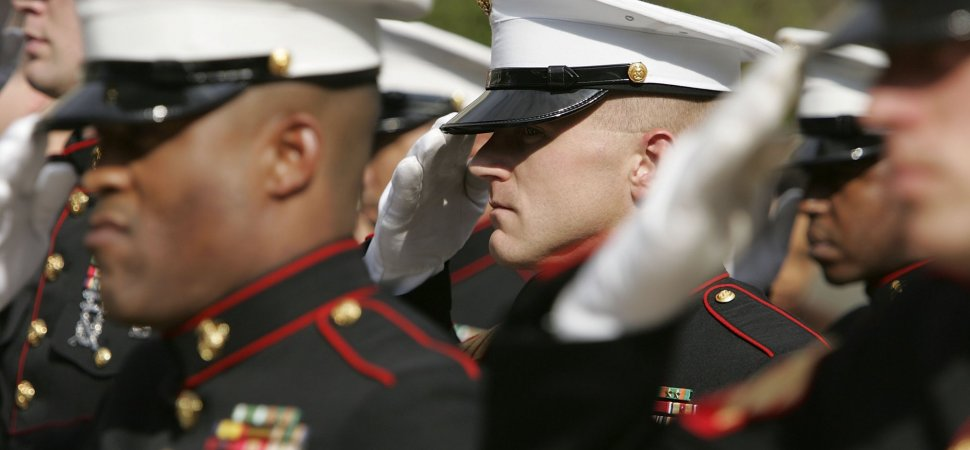 The U.S. Marine Corps Uses the 'Rule of 3' to Organize Almost Everything. Here's How Learning It 21 Years Ago Changed My Life - Inc.