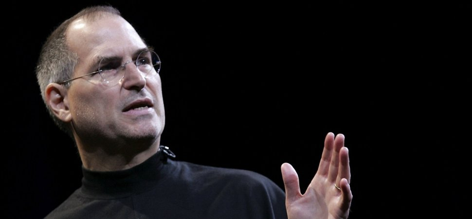 A 4-Word Master Class in Leadership From Steve Jobs