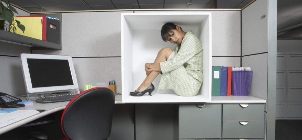 inc.com - Geoffrey James - It's Official: Open Plan Offices Are Now the Dumbest Management Fad of All Time