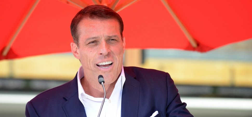 Tony Robbins's Apology to the #MeToo Movement Is a Brilliant Lesson in Emotional Intelligence