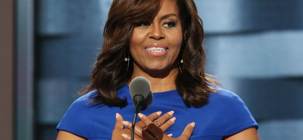 Michelle Obama and the appeal to emotions