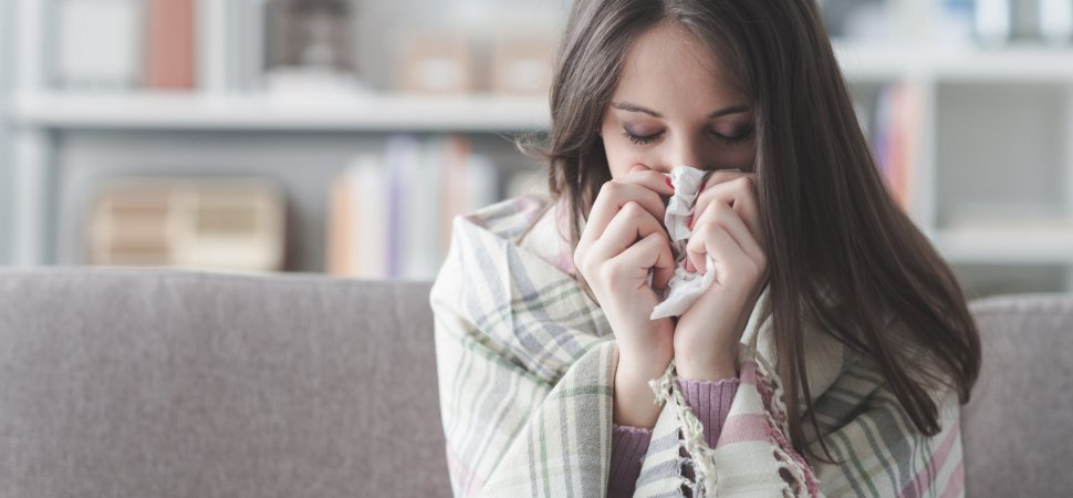 4 Quick Tips for Overcoming the Common Cold | Inc.com