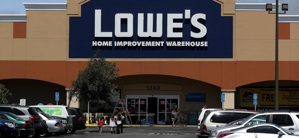 Lowe's New CEO Eliminates COO and Chief Customer Officer