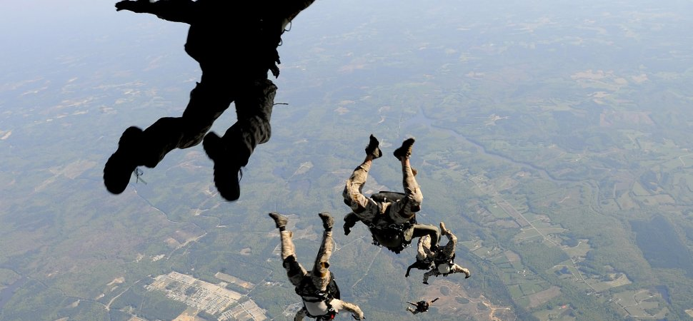 This Navy SEAL Says Planning More Does Not Matter (but This 1 Thing Does Big Time)