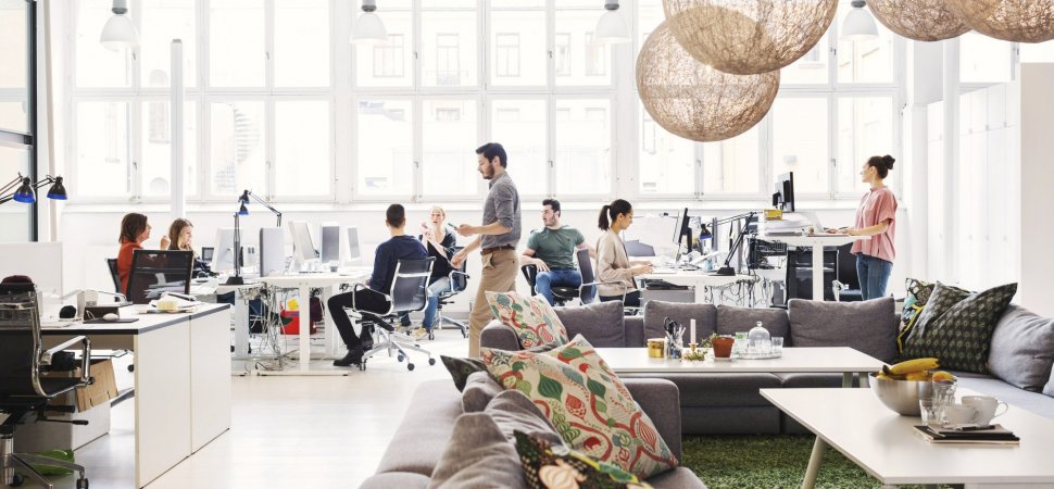 5 Easy Office Design Tips that Will Boost Employee Happiness