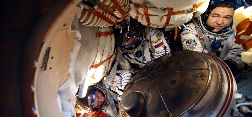Suddenly Stuck at Home? After 20 Years at the Space Station, NASA Teaches These 5 Success Behaviors to Stay Positive and Be Productive in Small Spaces