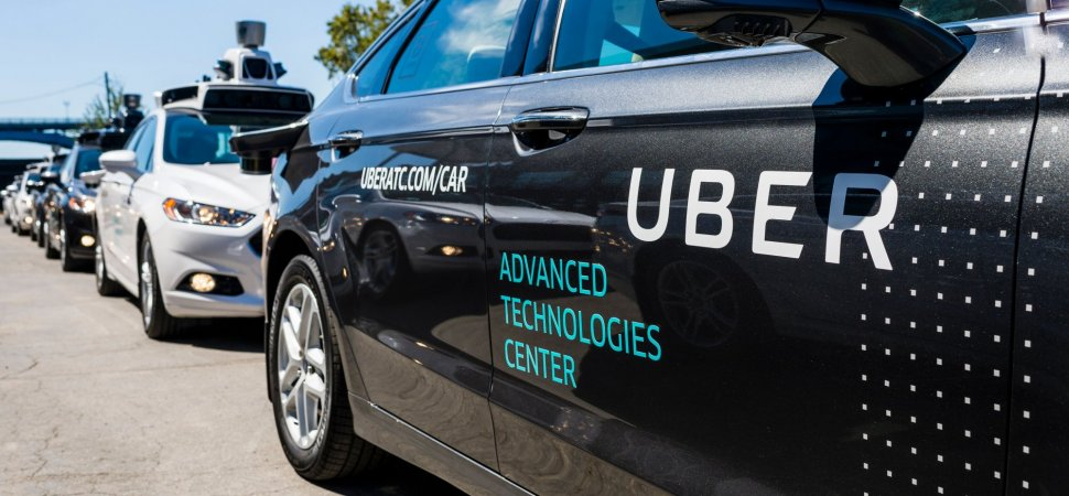 Uber's CEO Sent This Tweet After a Self-Driving Vehicle