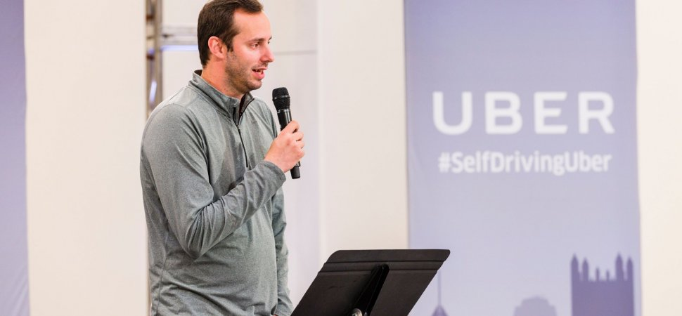 Uber Says It Will Fire Self-Driving Car Executive If He Doesn't Comply With Court Orders getty 605519778 210931