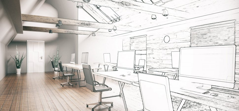 5 ways to improve company culture through office design for Office design group inc