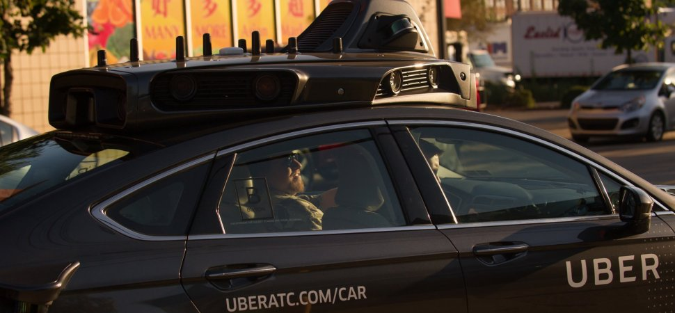 Uber's Latest PR Disaster Is Deadly: Pedestrian Dies after Being Struck by Self-Driving Car