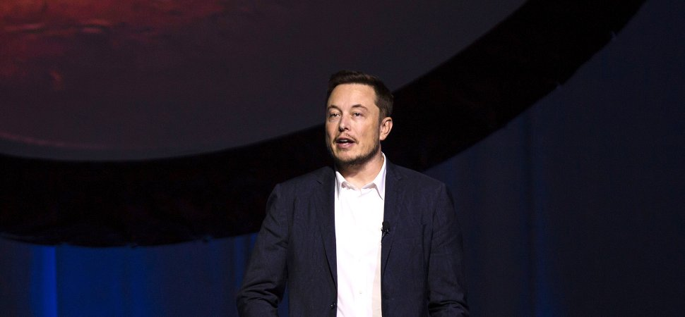 Elon Musk Talks Colonizing Mars and SpaceX's Interplanetary