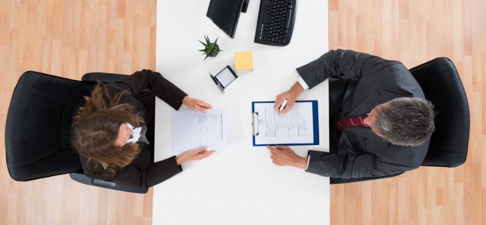 2 Questions to Ask When Interviewing New Leaders