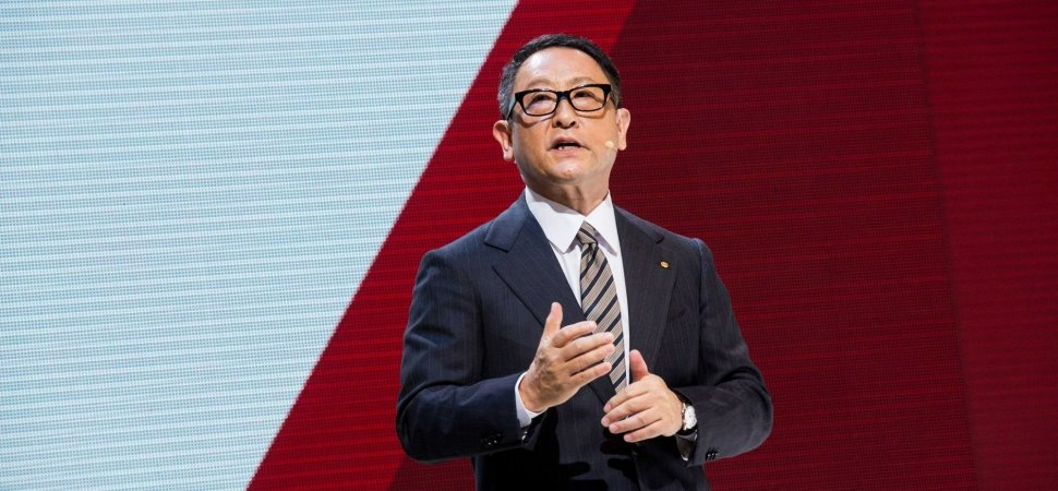 7 Pearls of Wisdom for Leaders From the President of Toyota