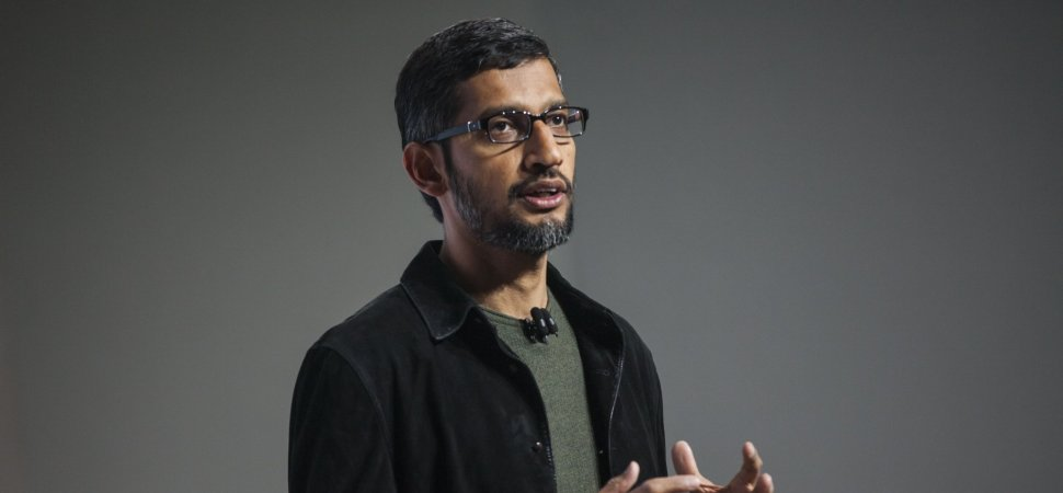 Why Google's CEO Once Answered an Impossible Interview Question With Just 3 Words (and Provided a Powerful Lesson in Emotional Intelligence)