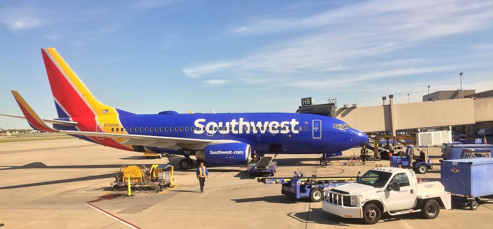 Southwest airlines had a brilliant reaction when a for Southwest airlines free wifi
