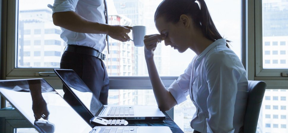 10 Tips for Dealing With Workplace Harassment | Inc com