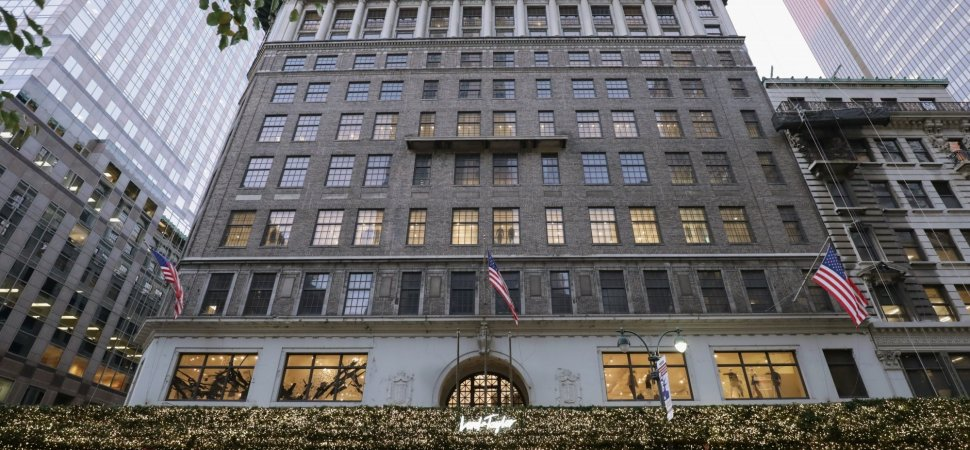 Wework Is Buying The Iconic Lord Taylor Building For 850 Million