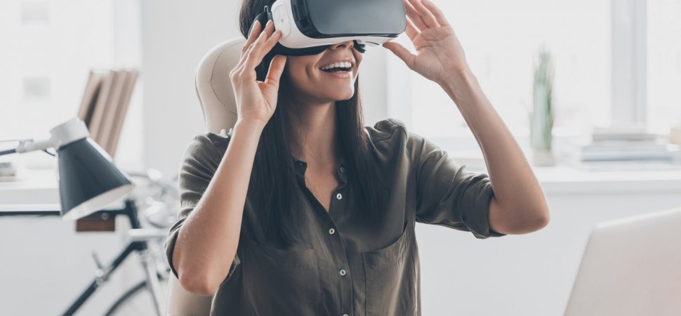 How AR and VR Technology Can Directly Benefit Your Business in 2018