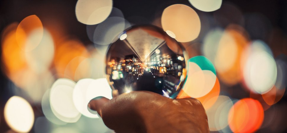 Looking Into the Crystal Ball: 22 Predictions for 2018 | Inc com