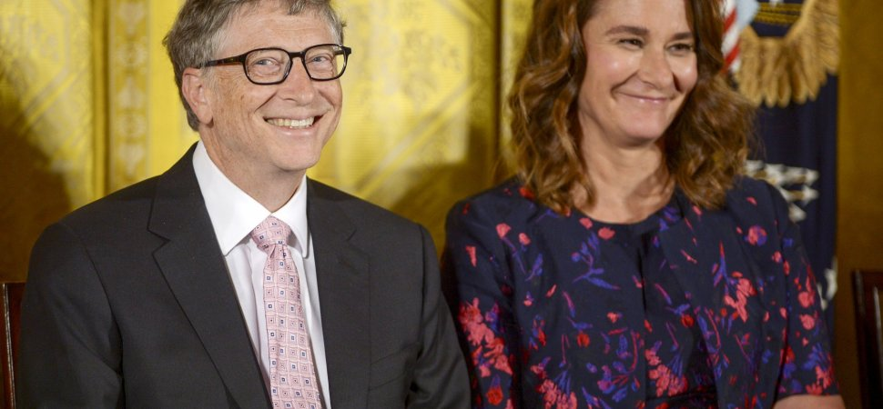 Bill And Melinda Gates Just Taught A Leadership Lesson By