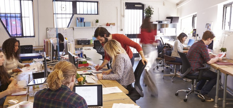 Make Sure Your Company Culture Can Exist In This Office Design