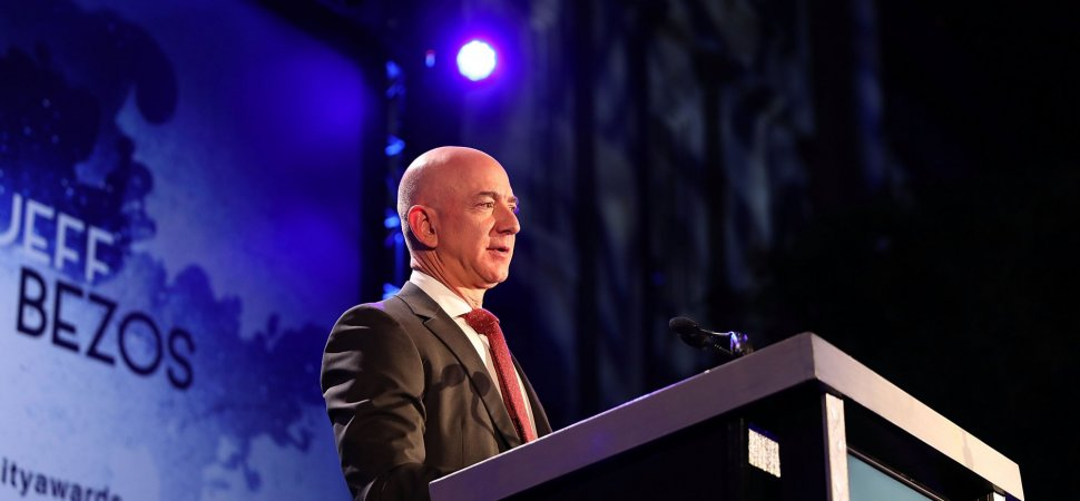Jeff Bezos Just Shared His Secret For Amazon